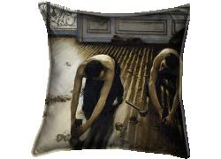 Les raboteurs de parquet (Caillebotte Gustave) - Muzeo.com