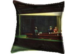 Nighthawks (Hopper Edward) - Muzeo.com