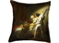 Le verrou (Fragonard Jean-Honoré) - Muzeo.com