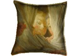 Les Curieuses (Fragonard Jean-Honoré) - Muzeo.com