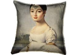 Mademoiselle Caroline Rivière (1793-1807) (Jean-Auguste-Dominique Ingres) - Muzeo.com