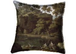 Paysage à la rivière (Etienne Allegrain) - Muzeo.com