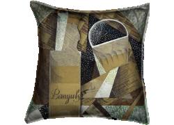 La bouteille de Banyuls (Juan Gris) - Muzeo.com