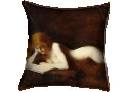 La liseuse (Jean-Jacques Le Tintoret) - Muzeo.com