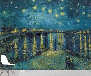 La nuit étoilée, Arles (Van Gogh Vincent) - Muzeo.com