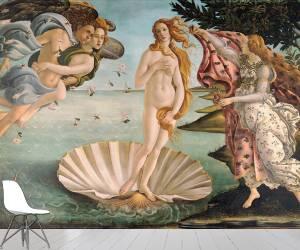 La naissance de Venus (Botticelli Sandro) - Muzeo.com