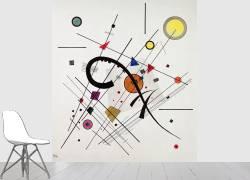Carré gris (Kandinsky Wassily) - Muzeo.com