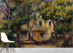 La Ferme des Colettes (Auguste Renoir) - Muzeo.com