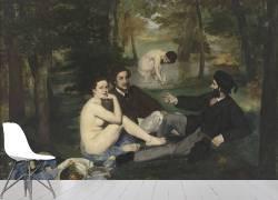 Le Déjeuner sur l'herbe (Edouard Manet) - Muzeo.com