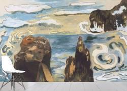 Les Roches Noires (Paul Gauguin) - Muzeo.com