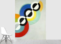 Rythme (Robert Delaunay) - Muzeo.com