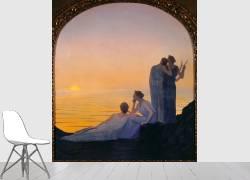 Soir antique (Alphonse Osbert) - Muzeo.com