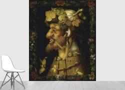 L'Automne (Arcimboldo Giuseppe) - Muzeo.com