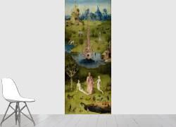 Le jardin des Délices (panneau gauche) (Jérôme Bosch) - Muzeo.com