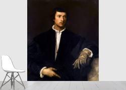 L'homme au gant (Titien) - Muzeo.com