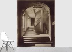 Hôtel du marquis de Lagrange, Paris (Eugène Atget) - Muzeo.com