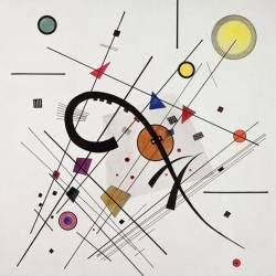 Carré gris (Wassily Kandinsky) - Muzeo.com