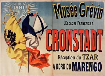 1891 [mille huit cent quatre-vingt-onze], Musée Grévin. (Anonyme) - Muzeo.com