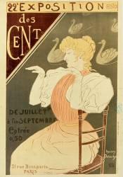 22ème exposition des Cent de juillet à fin septembre (Detouche Henry) - Muzeo.com