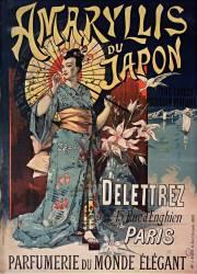 Amaryllis du Japon, the latest parisian perfume. (Anonyme) - Muzeo.com