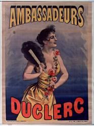 Ambassadeurs. Duclerc (Anonyme) - Muzeo.com