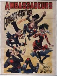 Ambassadeurs. Les Edoardo Monition créateurs. Tous les soirs (Anonyme) - Muzeo.com