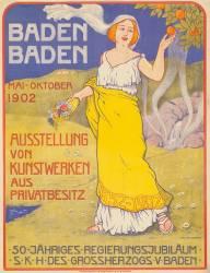 Baden Baden : Mai-Oktober 1902 (Puhonny Ivo) - Muzeo.com