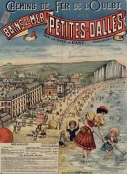 Bains de mer des Petites Dalles (Anonyme) - Muzeo.com