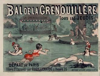 Bal de la Grenouillère tous les jeudis (Anonyme) - Muzeo.com