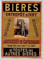 Bières Entrepot d'Ivry... (Anonyme) - Muzeo.com