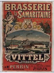 Brasserie La Samaritaine Vittel Vosges... (Anonyme) - Muzeo.com