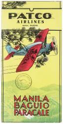 Brochure et calendrier pour Patco Airlines (anonyme) - Muzeo.com