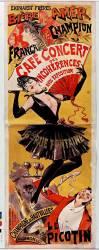 Café concert des Incohérents... le Picotin (Anonyme) - Muzeo.com