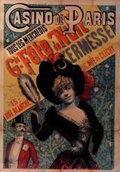 Casino de Paris, grande fête de nuit Kermesse (Anonyme) - Muzeo.com