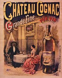Château-Cognacq grande fine pur vin (Anonyme) - Muzeo.com