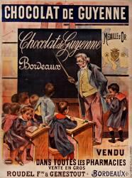 Chocolat de Guyenne (Firmin Bouisset) - Muzeo.com