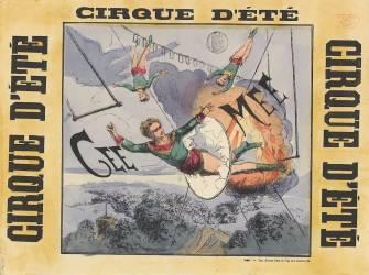 Cirque d'Eté, Gee Mee (Anonyme) - Muzeo.com
