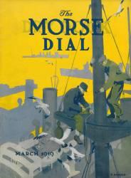 Crewmen, front cover of the 'Morse Dry Dock Dial' (Hopper Edward) - Muzeo.com