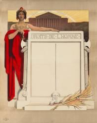 Droits de l'Homme République Française (Anonyme) - Muzeo.com