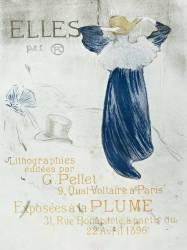 Elles par HTL (Toulouse-Lautrec Henri de) - Muzeo.com