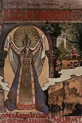 Esclarmonde : opéra romanesque en 4 actes et 8 tableaux de Massenet (Anonyme) - Muzeo.com