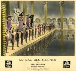 Esther Williams et ses ballets aquatiques dans le film