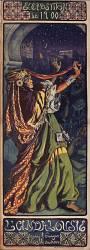 Exposition de 1900, L'Andalousie au temps des Maures (Dinet Etienne) - Muzeo.com