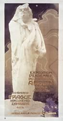 Exposition d'ensemble du statuaire A. Rodin (Paris) (Zupansky Wladimir) - Muzeo.com