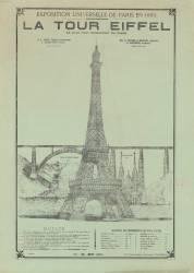 Exposition Universelle de Paris en 1889 (Anonyme) - Muzeo.com
