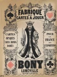 Fabrique de cartes à jouer (Anonyme) - Muzeo.com