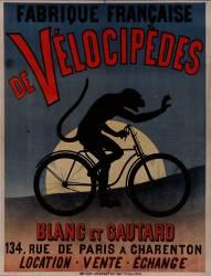 Fabrique française de vélocipèdes Blanc et Gautard (Anonyme) - Muzeo.com
