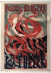 Folies-Bergère. Ida Fuller (Biais Maurice) - Muzeo.com