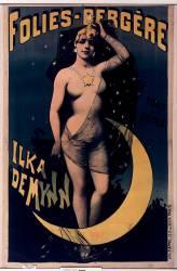 Folies-Bergère. Tous les soirs Ilka Demynn (Anonyme) - Muzeo.com