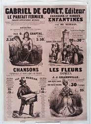 Gabriel de Gonet, éditeur Le Parfait Fermier (Farcy Alphonse (1817-18..?)....) - Muzeo.com